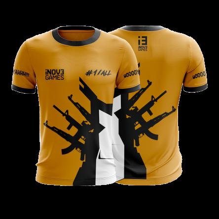 Camiseta Inov3 Free Fire