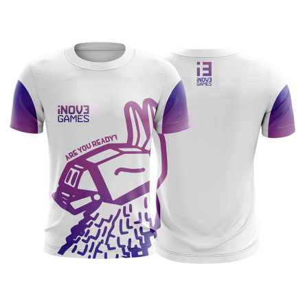 Camiseta Inov3 Fortnite