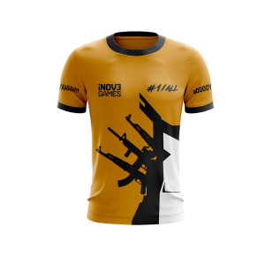 camiseta inov3 freefire