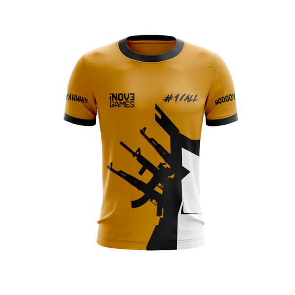 camiseta inov3 freefire