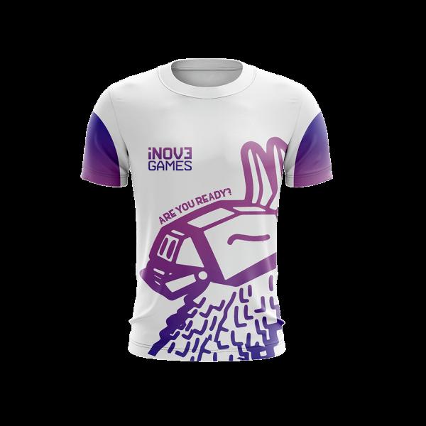 camiseta inov3 fortnite