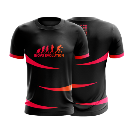 Camiseta Inov3 Evolution