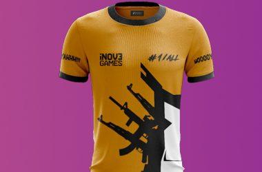 camisetas inov3 games